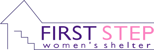 FIRST STEP Women's Shelter Logo